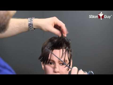 Dạy cắt tóc | Học cắt tóc,