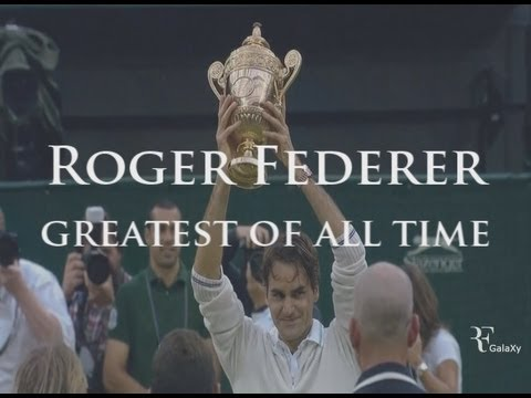 Roger Federer - Greatest of All Time - Remastered (HD)
