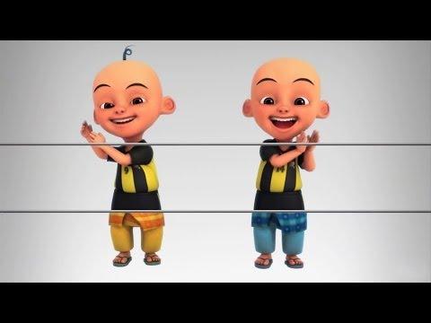 Promo Upin & Ipin Musim 8 di TV9 [HD]