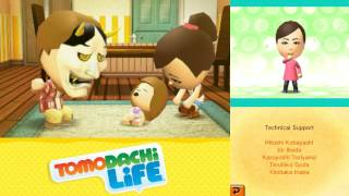Tomodachi Life: All Grown Up!