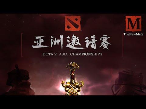 EG vs VG (DAC Grand Finals) (Game 3) Full-game