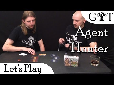 Let's Play Agent Hunter! - Grim Tree Games