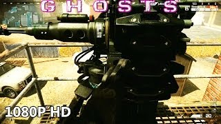 Call Of Duty Ghosts Fun Classes!!! Multiplayer Killing