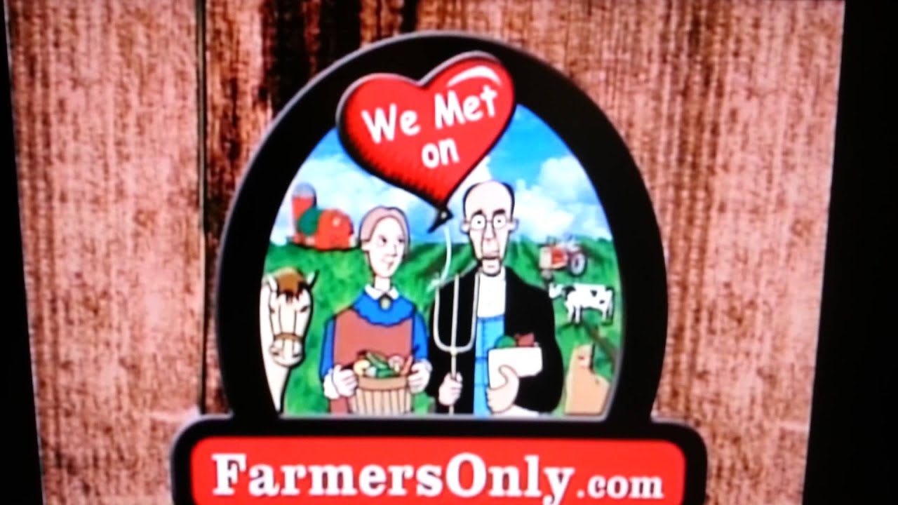 farmers only online dating commercial I just saw a commercial for farmersonlycom, an online dating site for farmers, ranchers, and country folk.