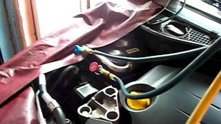 Como Carga De Gas Aire Acondicionado Automotor 1