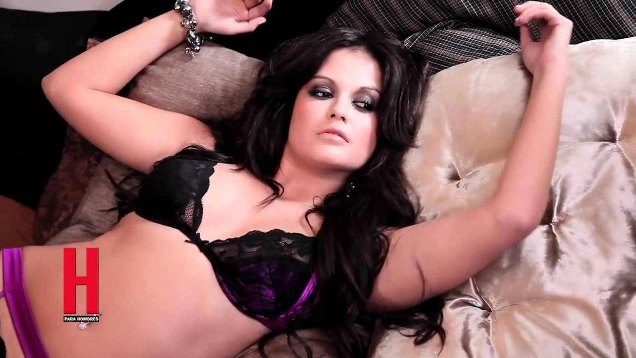 Mariana Echeverría ¡te hará sudar! en H - YouTube