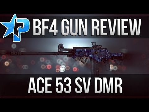 "Hình ảnh trong video Battlefield 4 Gun Review ""The Ace 53 SV"" (BF4"