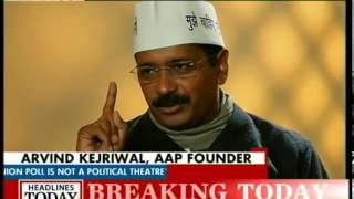 I will teach Congress, BJP how to do politics: Arvind Kejriwal