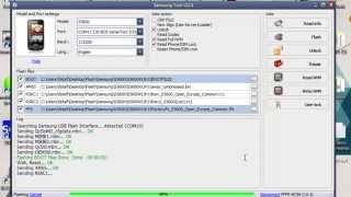 How To Flash Samsung GT-S5600 With Z3X-Box By .::StarCodes