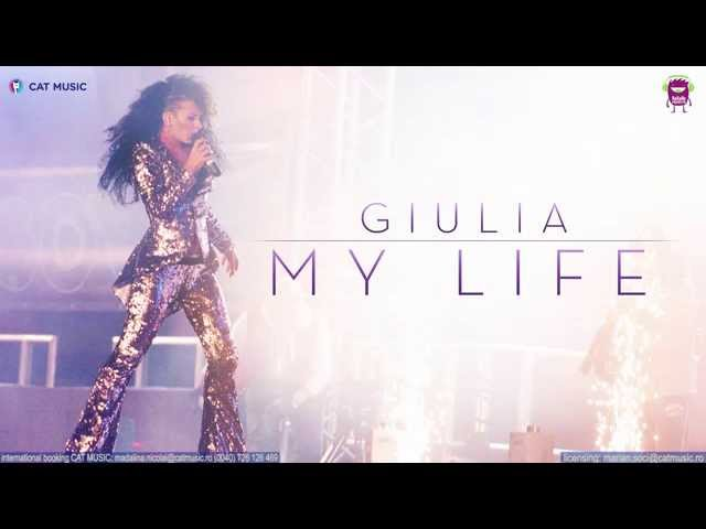 Giulia - My life (Official Single HQ)