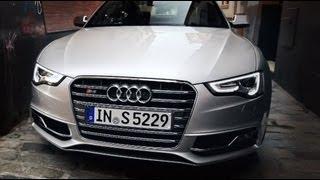 Тест-драйв Audi A5/S5 FL 2012 (перезалито) // АвтоВести 27