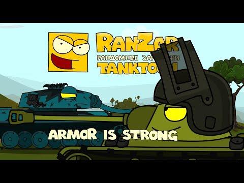 Tanktoon - Silný pancier
