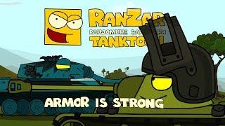 Tanktoon - Silný pancíř