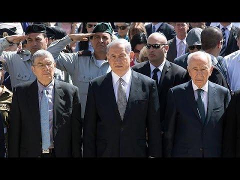 Dia da Memória do Holocausto: Netanyahu condena reconciliação de Abbas com o Hamas