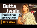 Gutta Jwala Exclusive Interview - Point Blank..