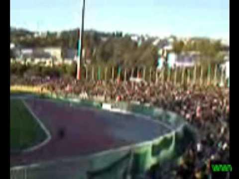 CSC - MCO - Les Sanafirs au stade