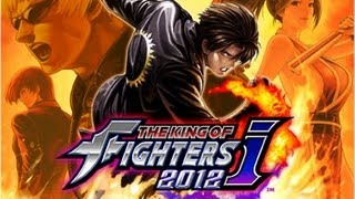 THE KING OF FIGHTERS I 2012 IPhone/iPod Touch/iPad HD