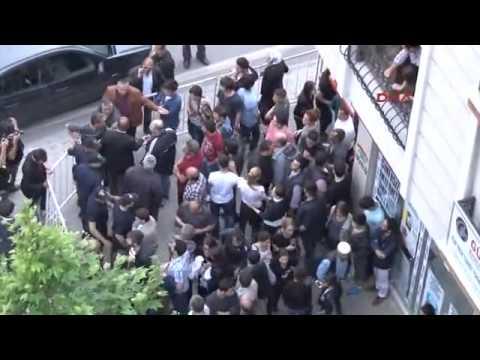 Tayyip Erdoğan Soma halkı tarafından protesto edildi
