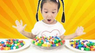 GẬY THẦN KỲ 😍 Magic Gumball Dubble Bubble ♥ Dâu Tây Channel