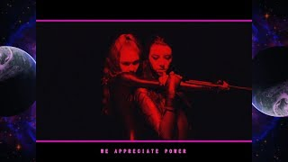 Grimes - We Appreciate Power (Lyric Video)