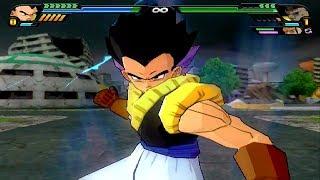 Dragon Ball Z Budokai Tenkaichi 3 Version Latino *Gotenks