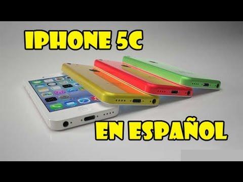 iphone 5c especificaciones, precio y como afectara a android[Español]