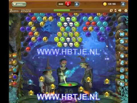 Bubble Witch Saga level 84