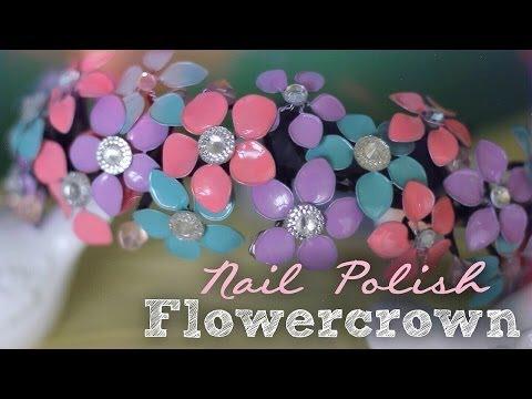 Diy D Cor Plaster Flower Candle Holders Tattooed Flower Vase
