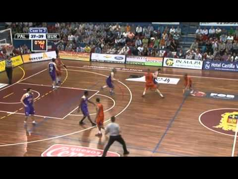 Play off 2ª jornada Quesos Cerrato VS Ford Burgos