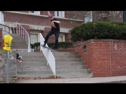 RAW OHIO SKATEBOARDING! - Andrew Oliveira