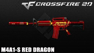 Quay QCMM M4A1 Red Dragon