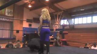 "6/12/10: Juliet ""The Huntress"" Vs. Ninja Bill"