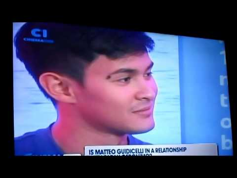 Cinemanews Matteo Guidicelli - AshMatt News
