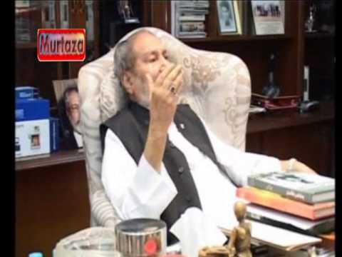 Hazrat Sayad Shah Mardan Shah Pir Sain Pagara  interview on life 1st Part