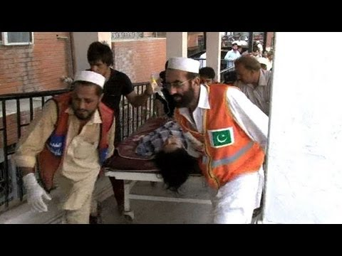 Suicide bombers kill more than 70 at Pakistan church