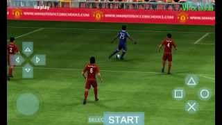 PES 2013 On Android Using PPSSPP