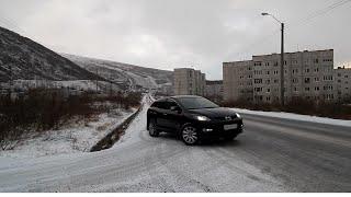 Баклажан тут. Знакомство с Mazda CX7 270hp. Миша Яковлев