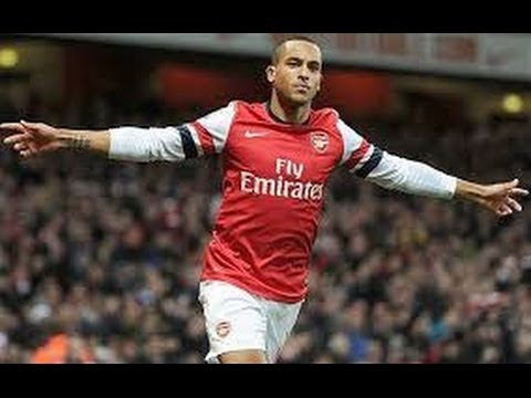 Theo Walcott Fastest On The Ball HD