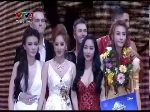 Quán quân bước nhảy hoàn vũ 2014   Kết quả Chung Kết Bước Nhảy Hoàn Vũ 2014   Thu Thủy   Ngân Khánh
