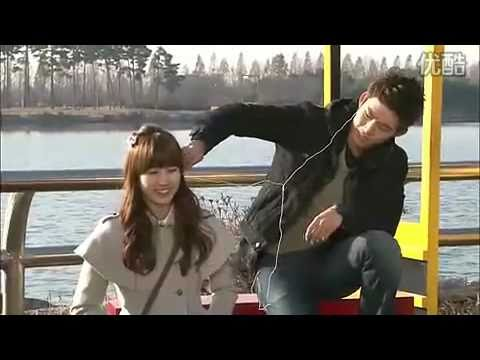 [Dream High Special Concert] Taecyeon &amp; Suzy Dream High BTS Cut Part 1/2