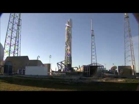 Complete SpaceX Falcon 9 / DSCOVR NASA TV Launch Broadcast