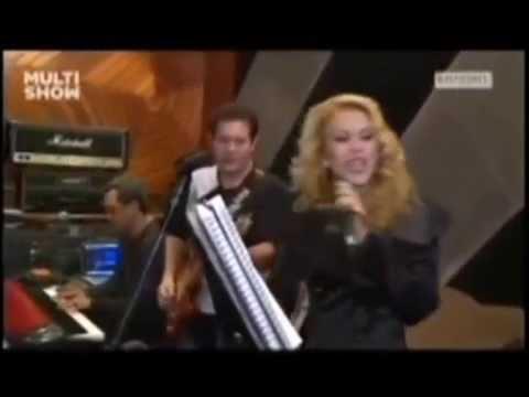 Banda Calypso - Vibrações - Joelma Cantando no MultiShow