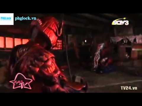 [SaoTV] Siêu Nhân Thần Kiếm- Tập 1 - 5 chiến binh siêu phàm