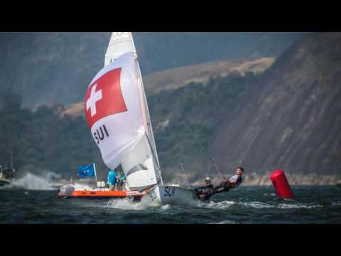 Rio 2016 - Romuald Hausser / Yannick Brauchli