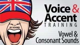 Voice & Accent Training, American Accent, British Accent
