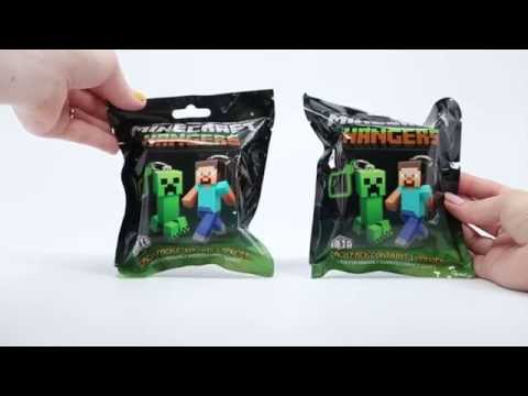 Minecraft Hangers - one packet