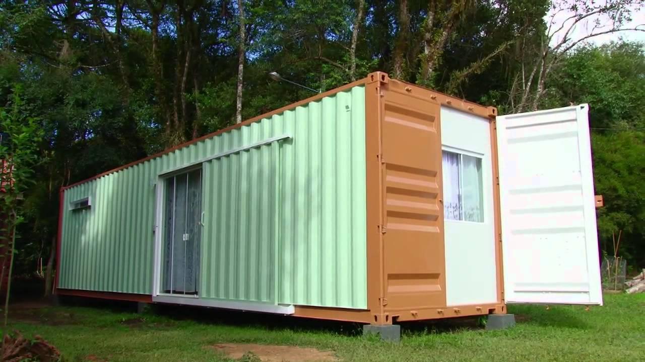 Delta containers casas modulares em containers youtube - Ver casas decoradas por dentro ...