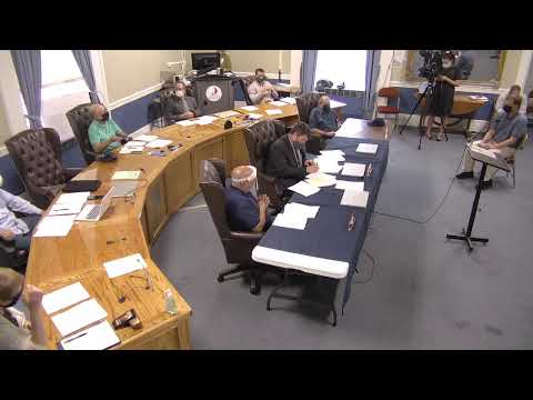 Plattsburgh Common Council Meeting  9-24-20