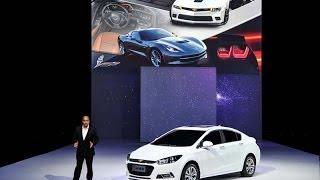 New Chevrolet Cruze 2015 Yeni Chevrolet Cruze 2015