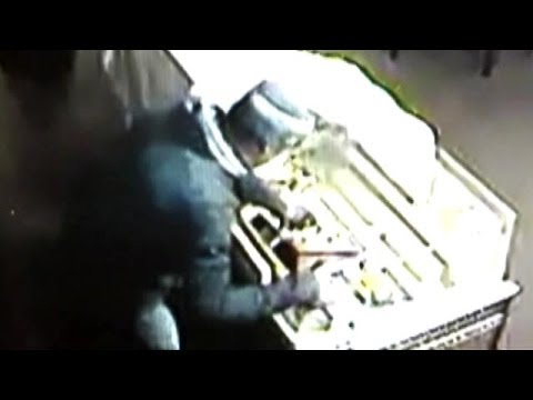 Thief Locks Self in Store, Gets Arrested